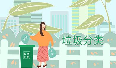 环保类宣传动画